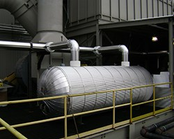 Industrial Ventilation Solution - ACIPCO